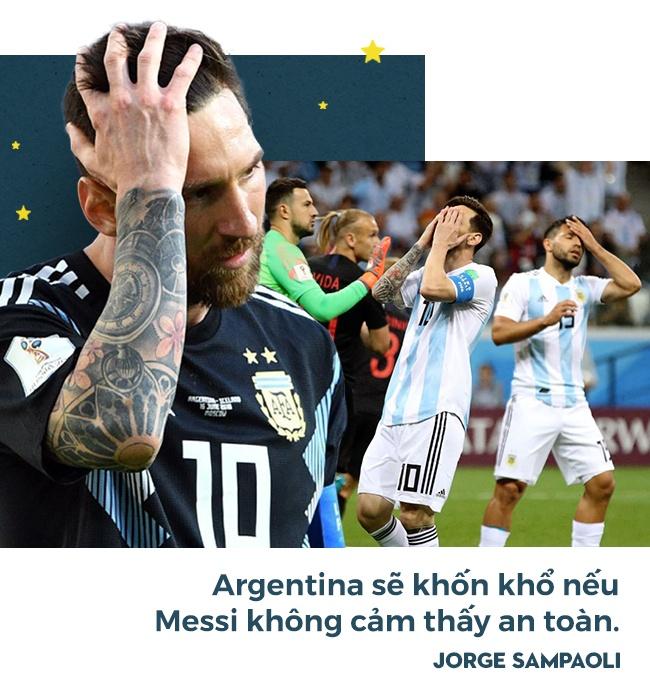 Lionel Messi: Thien tai may, anh cung la con nguoi, va phai chien dau hinh anh 5