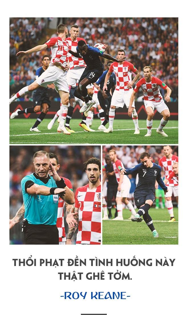 World Cup 2018,  Phap vs Croatia,  World Cup anh 12