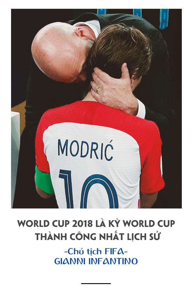 World Cup 2018,  Phap vs Croatia,  World Cup anh 18