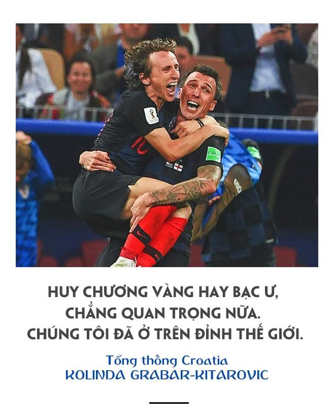 World Cup 2018,  Phap vs Croatia,  World Cup anh 9
