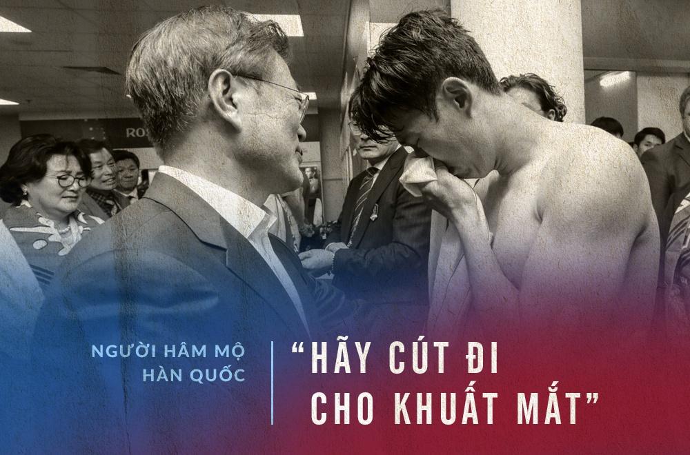 Son Heung-min: Ac mong nghia vu quan su va dinh menh Olympic Viet Nam hinh anh 4
