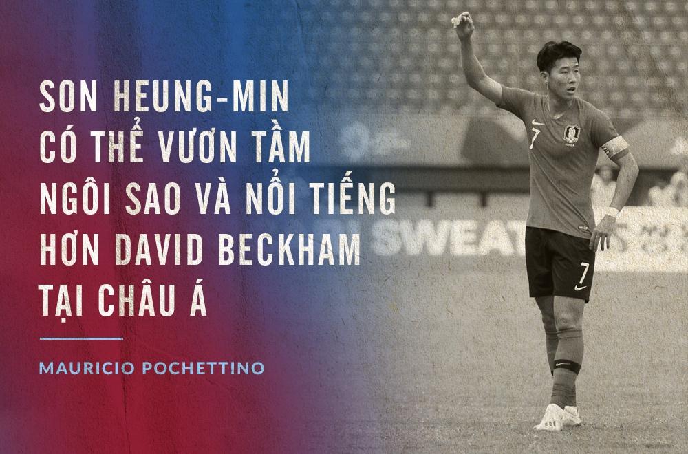 Son Heung-min: Ac mong nghia vu quan su va dinh menh Olympic Viet Nam hinh anh 10
