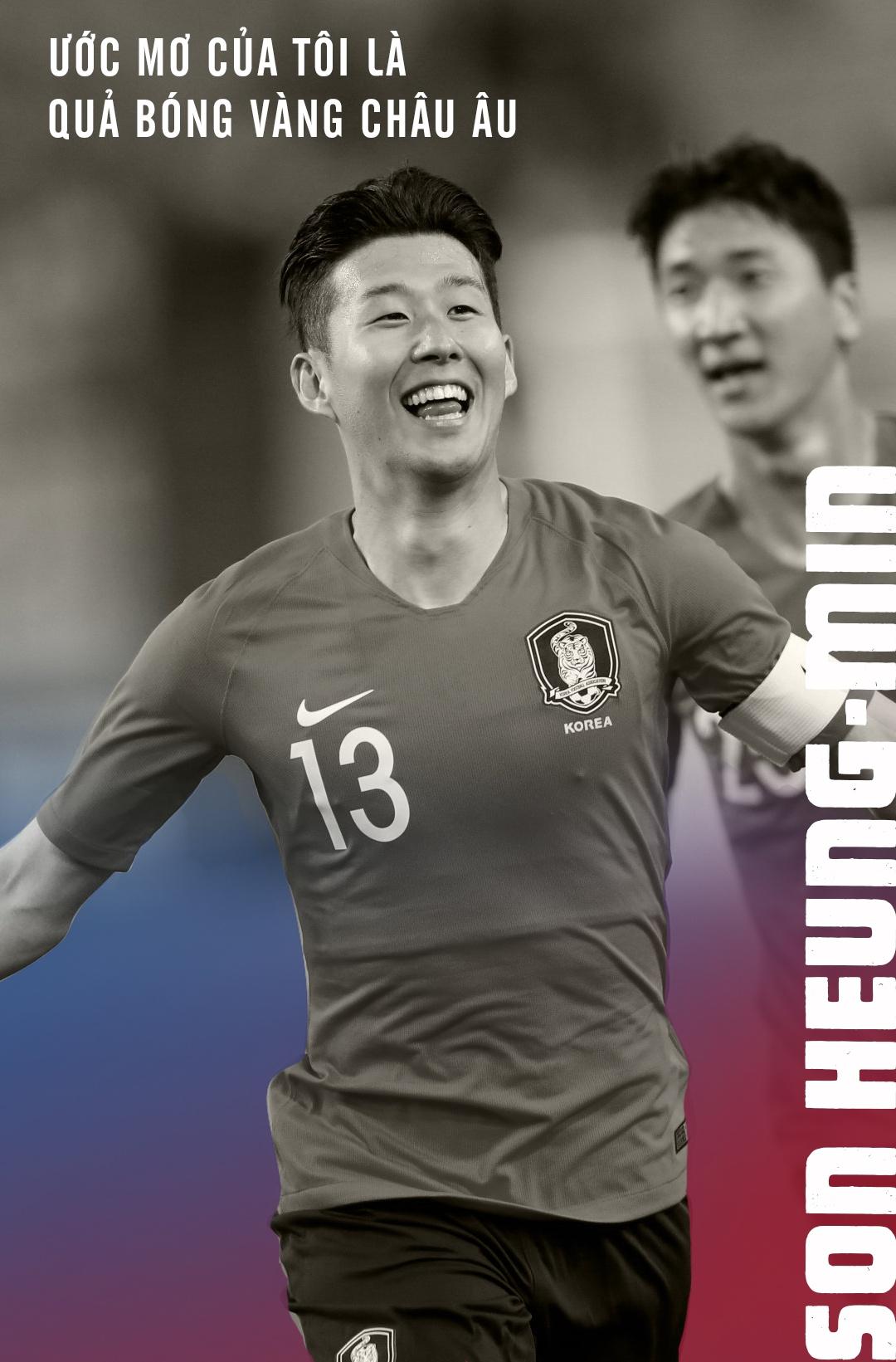 Son Heung-min: Ac mong nghia vu quan su va dinh menh Olympic Viet Nam hinh anh 11