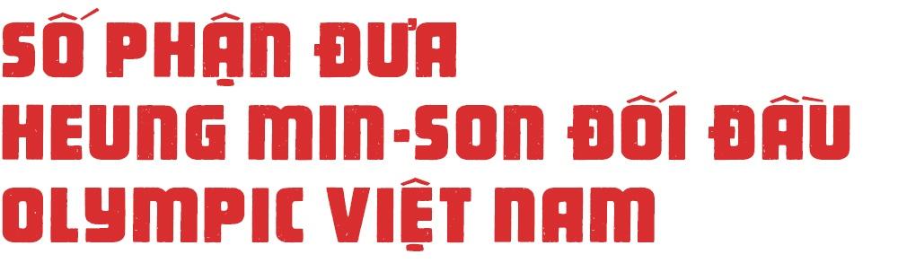 Son Heung-min: Ac mong nghia vu quan su va dinh menh Olympic Viet Nam hinh anh 9