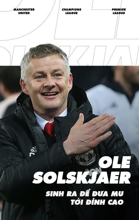 Ole Solskjaer sinh ra de dua MU toi dinh cao hinh anh 1