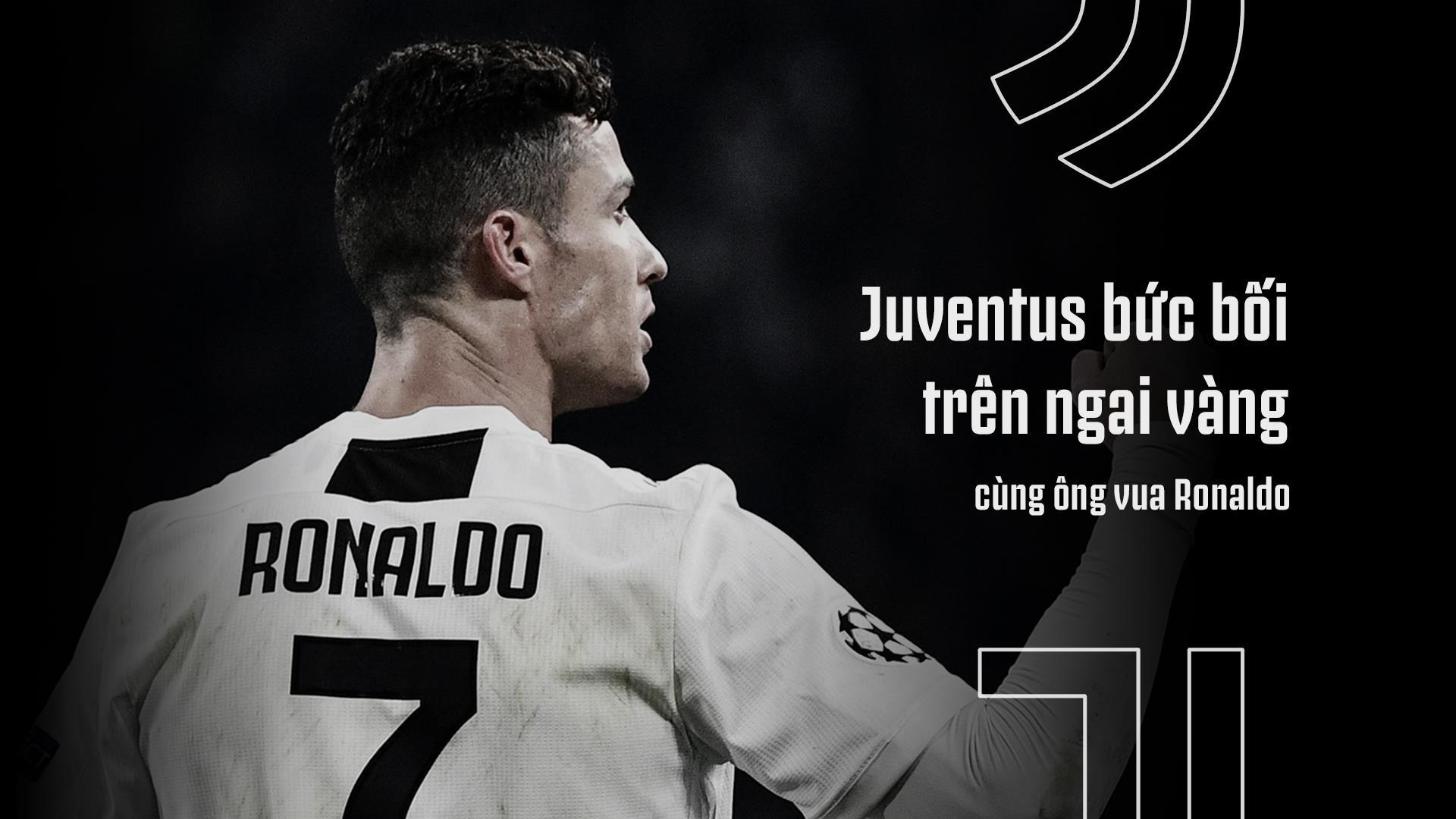Juventus buc boi tren ngai vang cung ong vua Ronaldo hinh anh 2