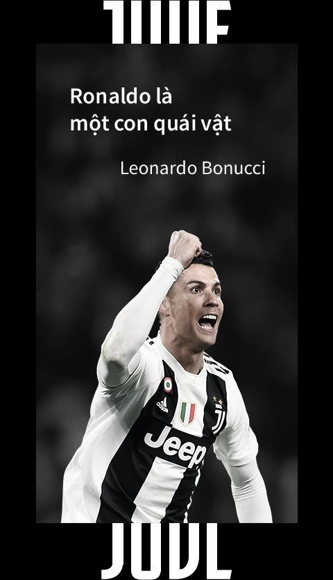 Juventus buc boi tren ngai vang cung ong vua Ronaldo hinh anh 5