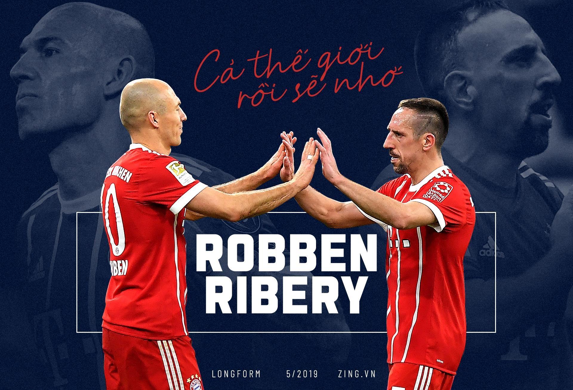 Robben Ribery chia tay Bayern anh 2