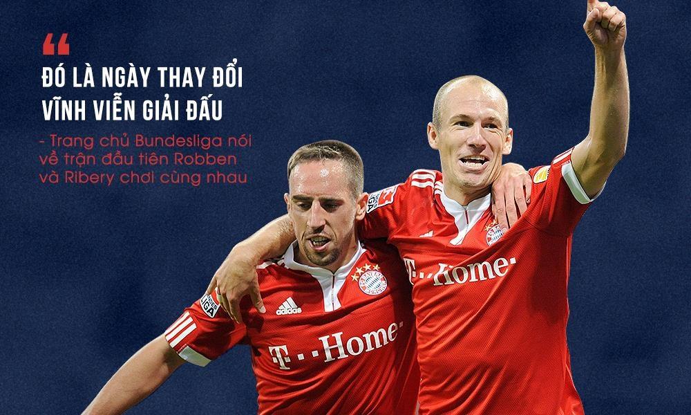 Robben Ribery chia tay Bayern anh 4