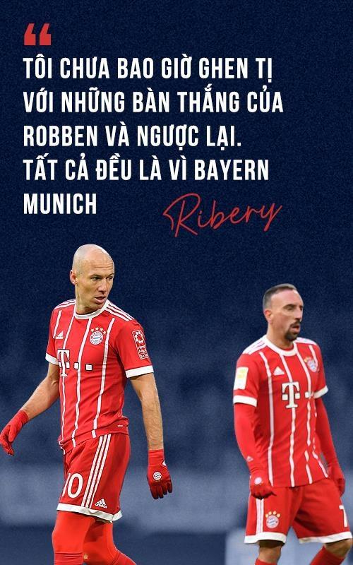 Robben Ribery chia tay Bayern anh 5