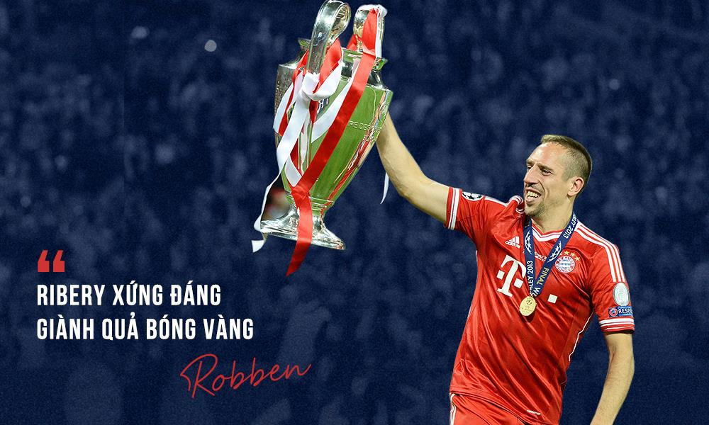 Robben Ribery chia tay Bayern anh 10