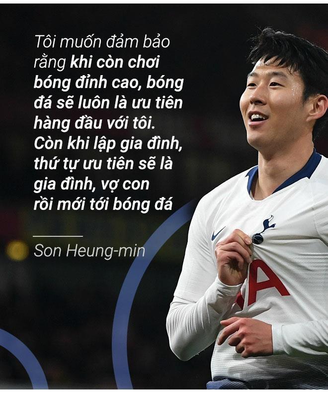 Son Heung-min vo dich Champions League de vuot Park Ji-sung hinh anh 4