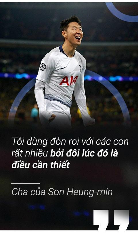 Son Heung-min vo dich Champions League de vuot Park Ji-sung hinh anh 6