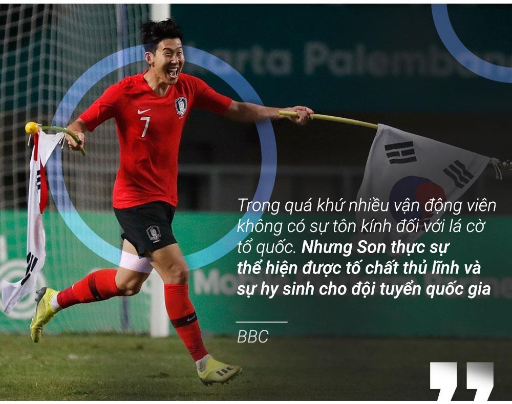 Son Heung-min vo dich Champions League de vuot Park Ji-sung hinh anh 10