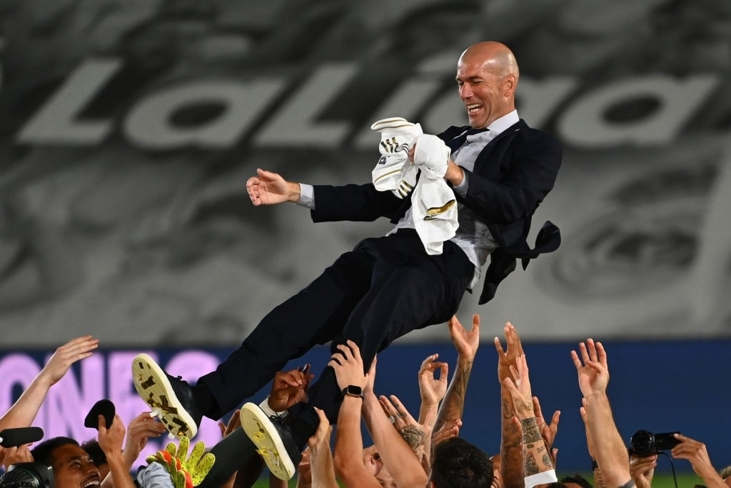 zidane real madrid anh 2