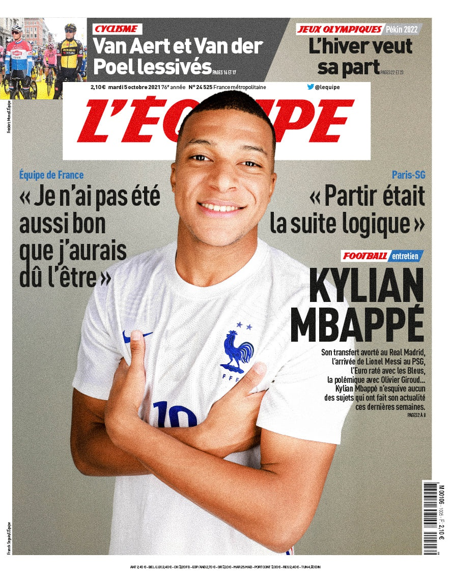 Mbappe toi Real Madrid anh 1
