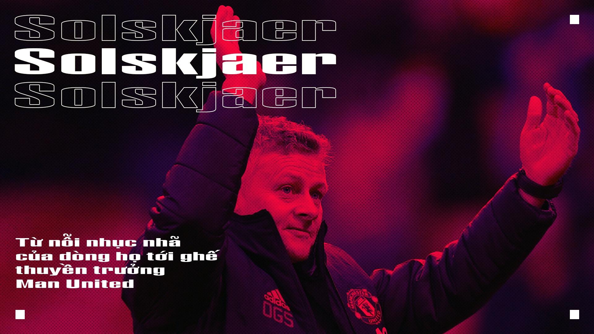 Ole Gunnar Solskjaer,  Manchester United,  Ngoai hang Anh anh 2