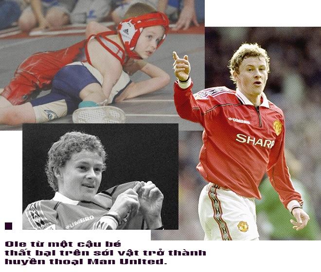 Ole Gunnar Solskjaer,  Manchester United,  Ngoai hang Anh anh 6