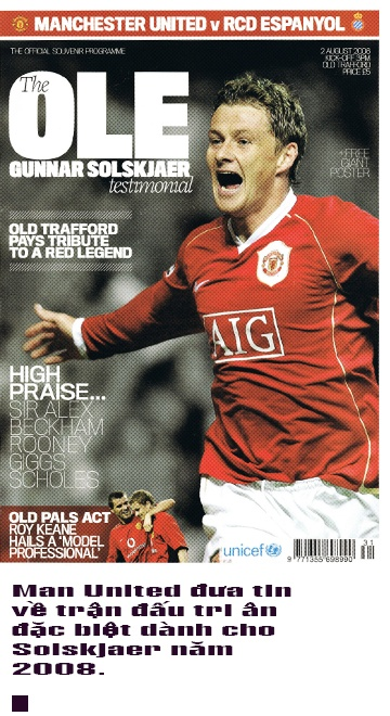 Ole Gunnar Solskjaer,  Manchester United,  Ngoai hang Anh anh 13