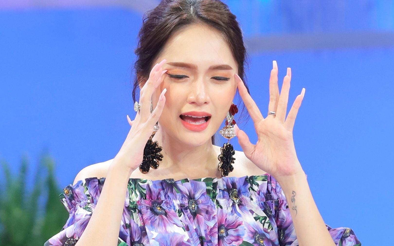 Huong Giang xin loi vo nghia anh 4