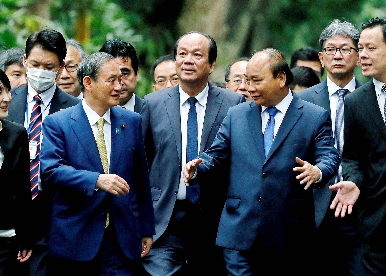 Ba điểm nhấn từ chuyến thăm của Thủ tướng Suga