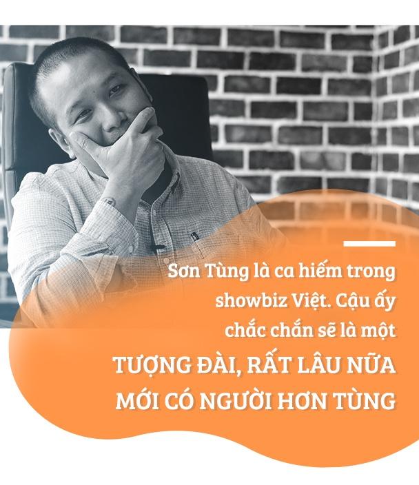 Quang Huy: 'Toi va Son Tung M-TP da choi lon va chien thang ngao nghe' hinh anh 4