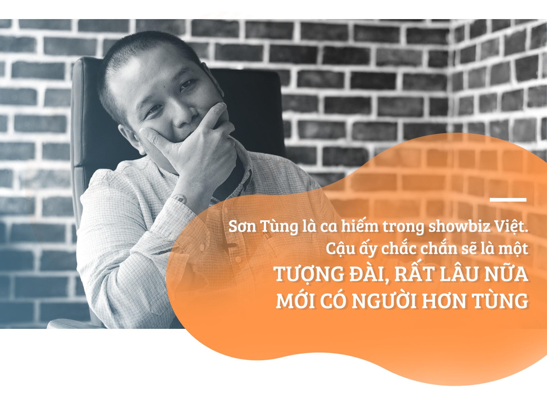 Quang Huy: 'Toi va Son Tung M-TP da choi lon va chien thang ngao nghe' hinh anh 5