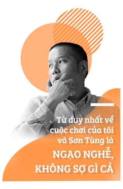 Quang Huy: 'Toi va Son Tung M-TP da choi lon va chien thang ngao nghe' hinh anh 6