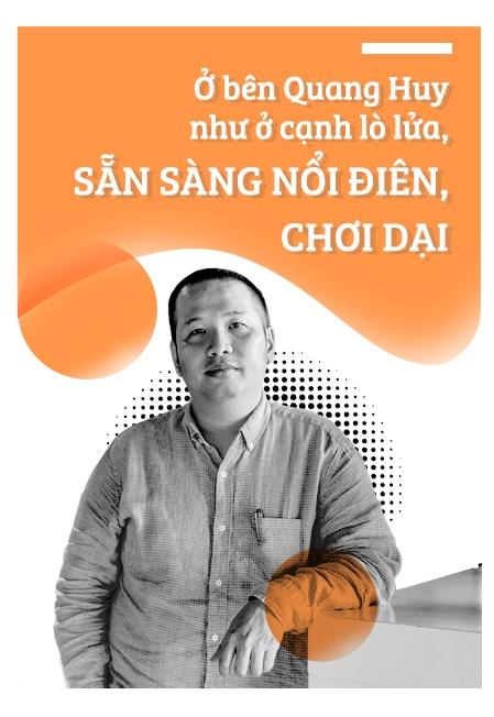 Quang Huy: 'Toi va Son Tung M-TP da choi lon va chien thang ngao nghe' hinh anh 16