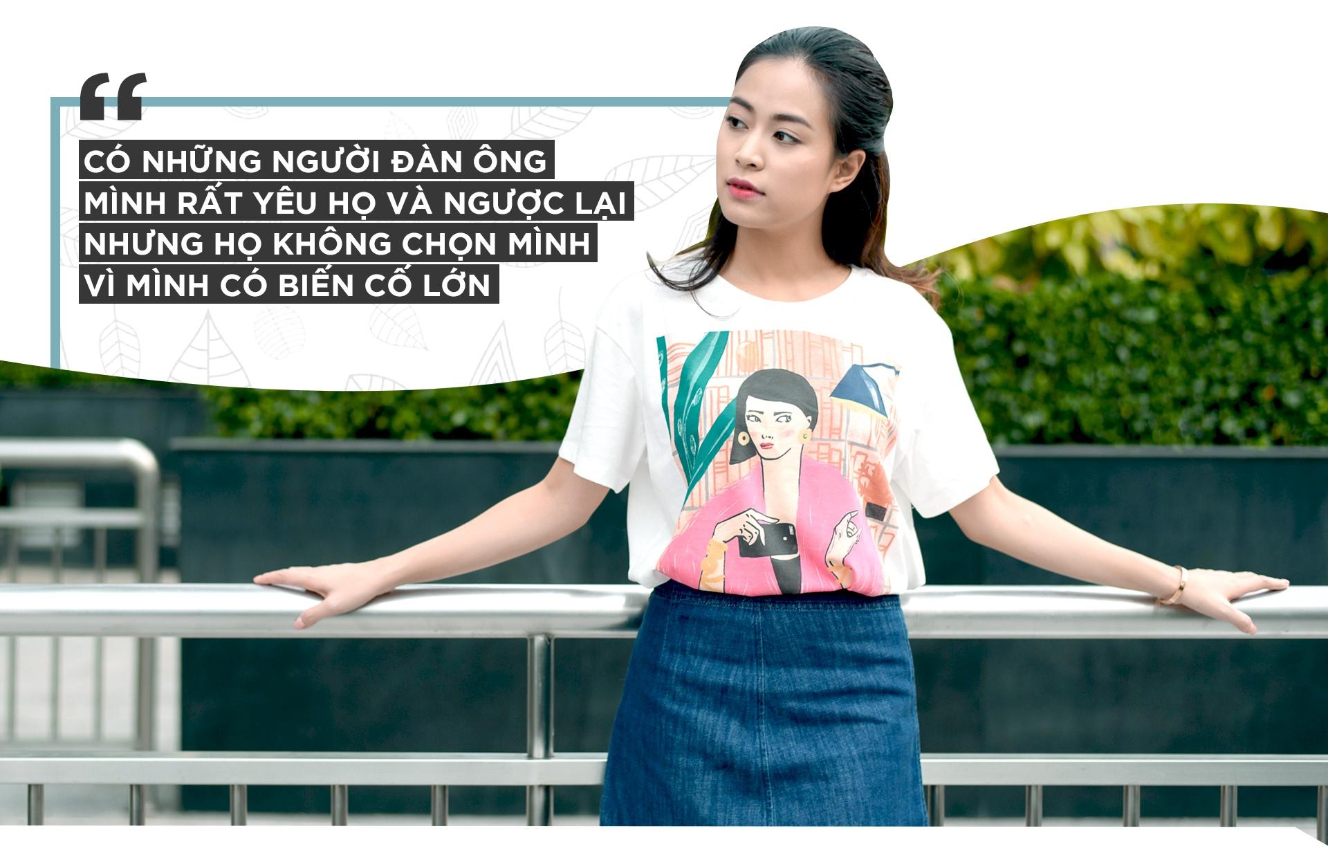 Hoang Thuy Linh khoc vi mang ban an 10 nam qua anh 15