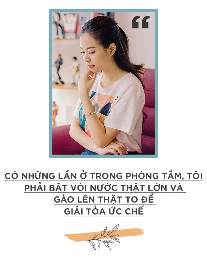 Hoang Thuy Linh khoc vi mang ban an 10 nam qua anh 16