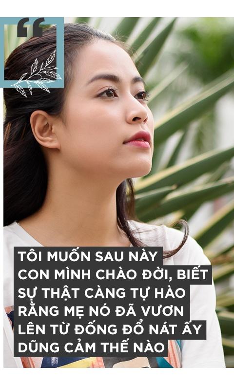 Hoang Thuy Linh khoc vi mang ban an 10 nam qua anh 12