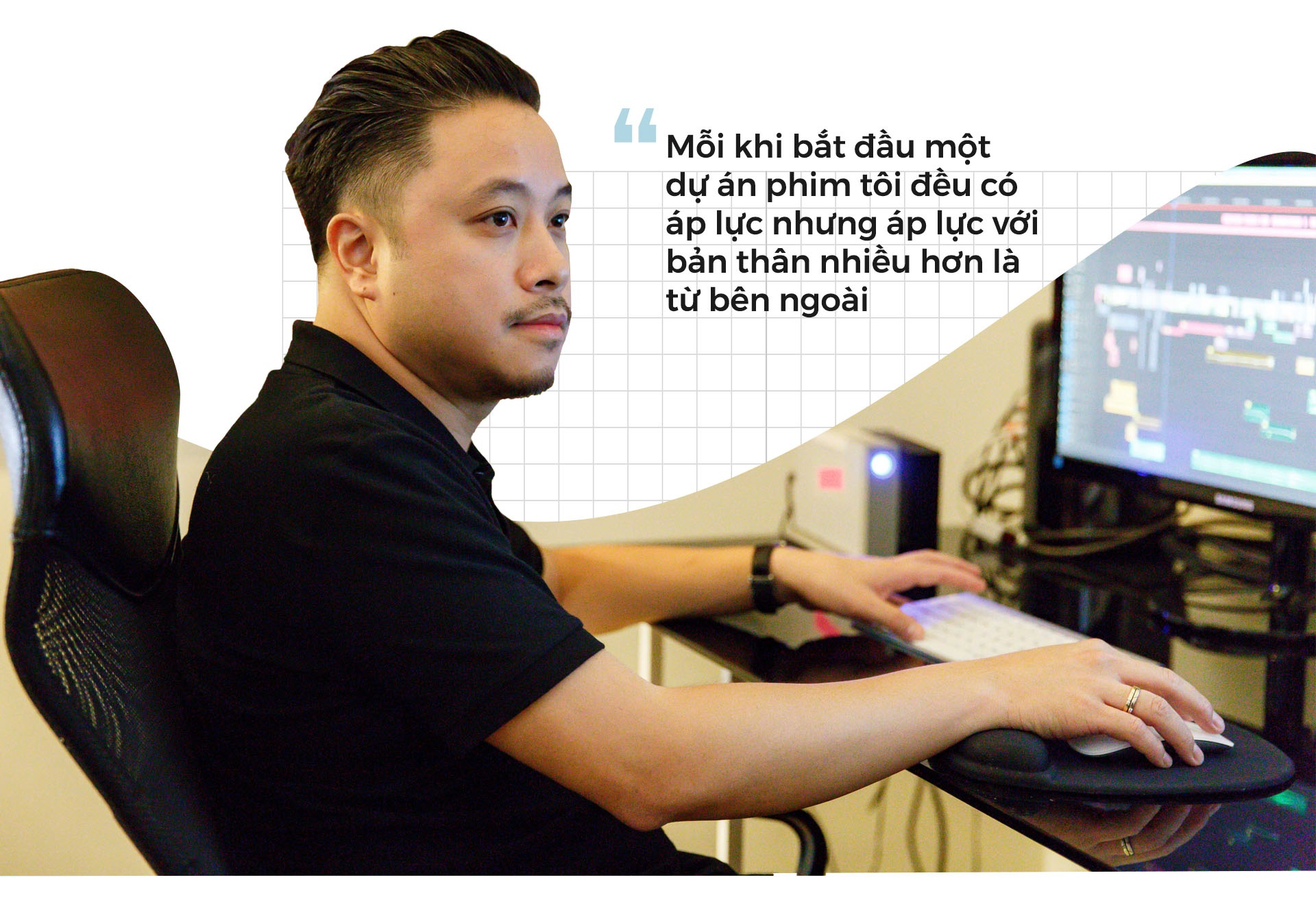 Victor Vu: Toi da xin loi Nha Phuong sau khi dap monitor o phim truong hinh anh 5