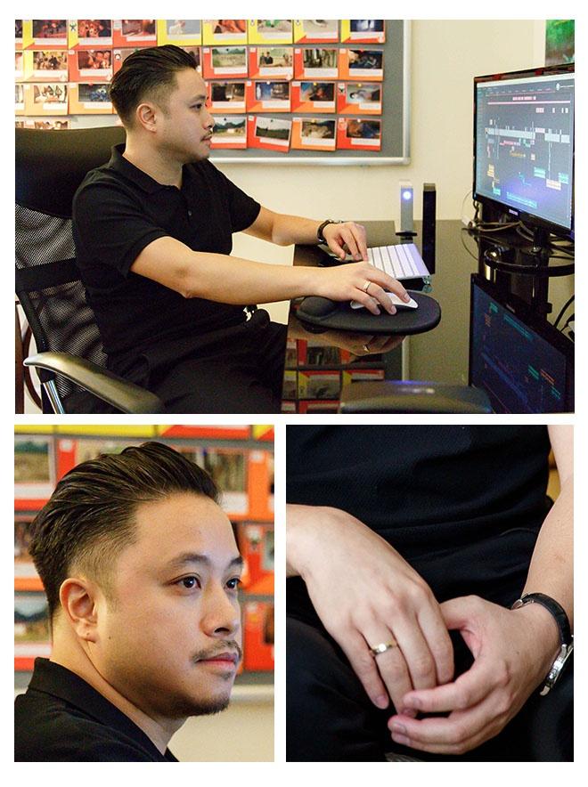 Victor Vu: Toi da xin loi Nha Phuong sau khi dap monitor o phim truong hinh anh 12