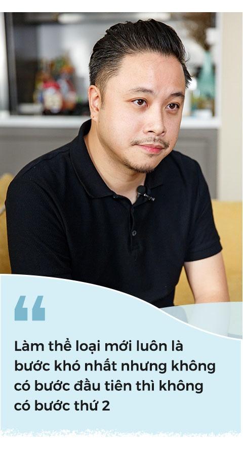Victor Vu: Toi da xin loi Nha Phuong sau khi dap monitor o phim truong hinh anh 6