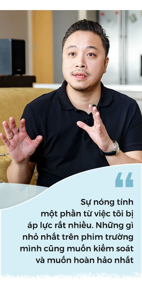 Victor Vu: Toi da xin loi Nha Phuong sau khi dap monitor o phim truong hinh anh 9