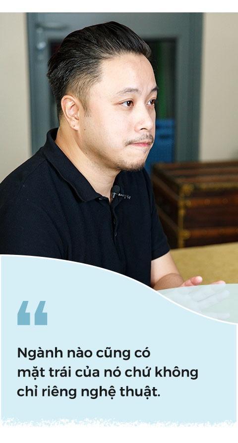 Victor Vu: Toi da xin loi Nha Phuong sau khi dap monitor o phim truong hinh anh 13
