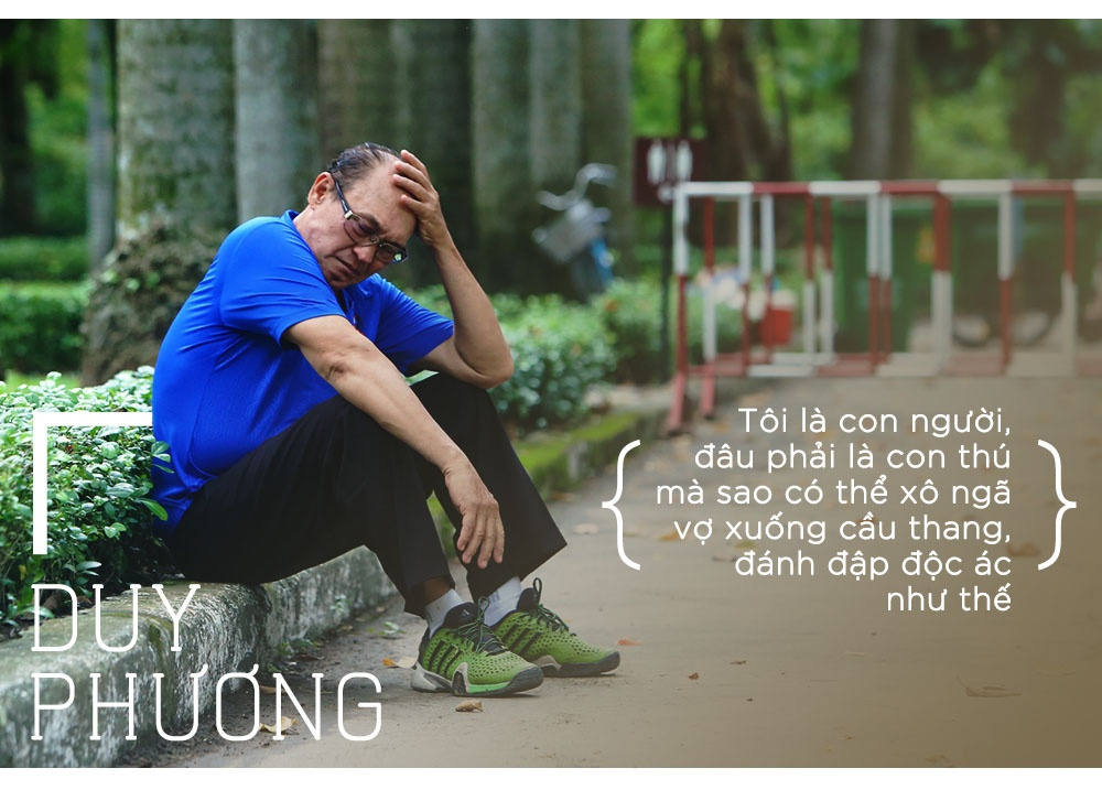 Duy Phuong: 'Muon chet ngay khi Le Giang noi toi bao hanh' hinh anh 4