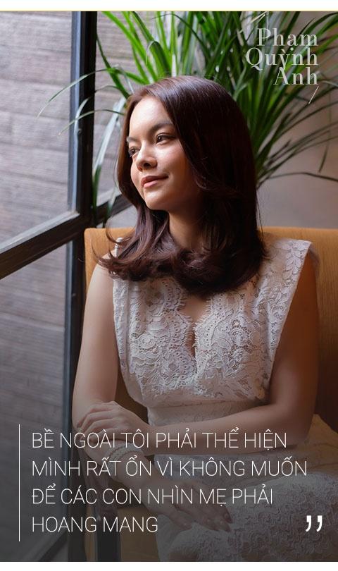 Pham Quynh Anh: 'Toi co luc choi voi sau khi ly hon anh Quang Huy' hinh anh 6