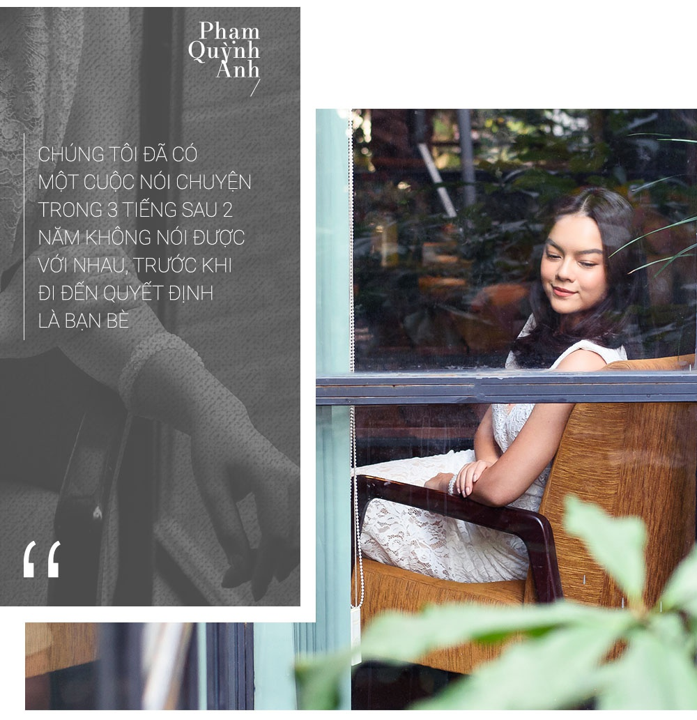 Pham Quynh Anh: 'Toi co luc choi voi sau khi ly hon anh Quang Huy' hinh anh 11