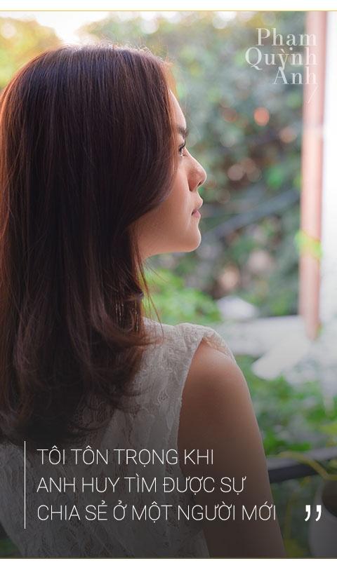 Pham Quynh Anh: 'Toi co luc choi voi sau khi ly hon anh Quang Huy' hinh anh 12