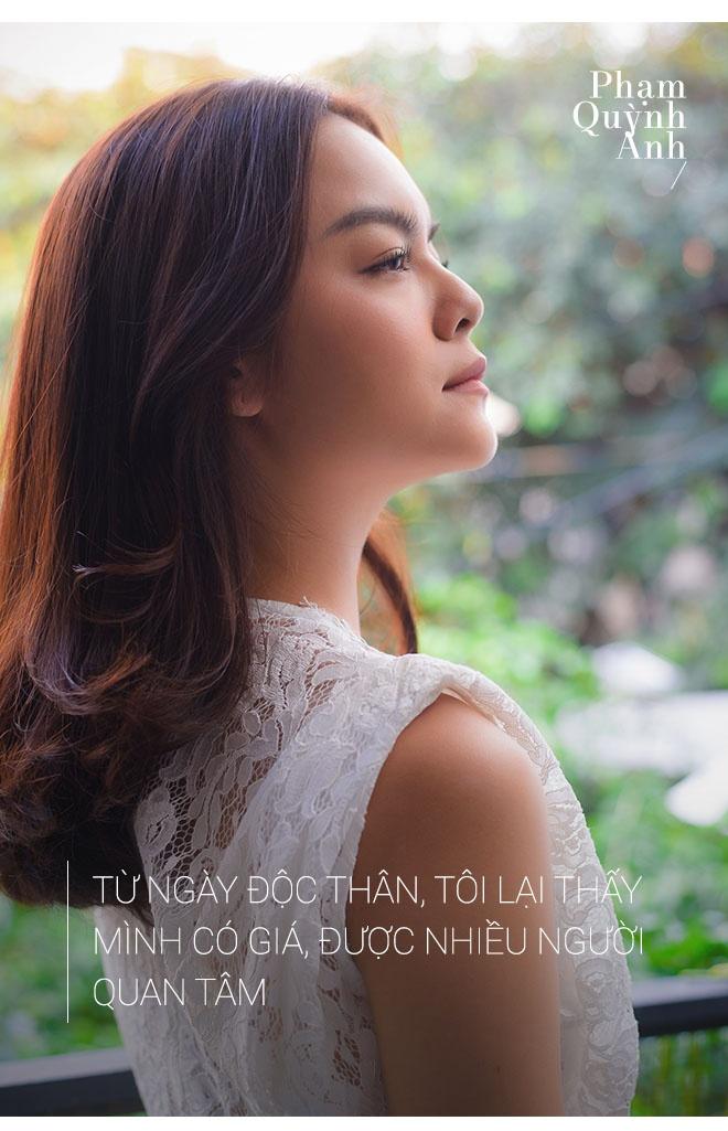 Pham Quynh Anh: 'Toi co luc choi voi sau khi ly hon anh Quang Huy' hinh anh 16