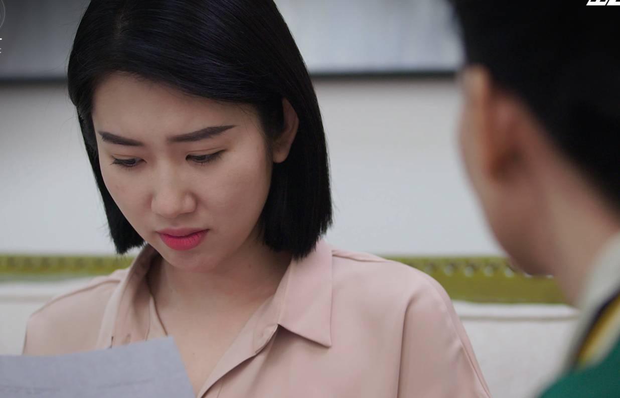 Cây táo nở hoa': Tuấn từ chức và chia tay Châu