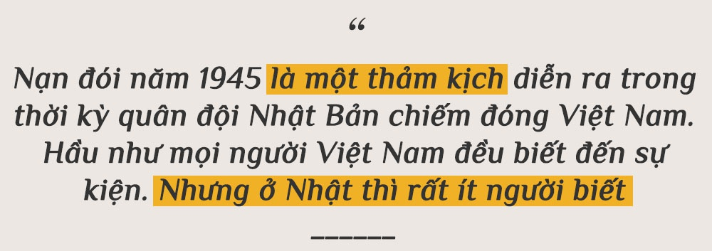Tac gia Nhat bo tien tui nghien cuu ve nan doi tham khoc o Viet Nam hinh anh 5