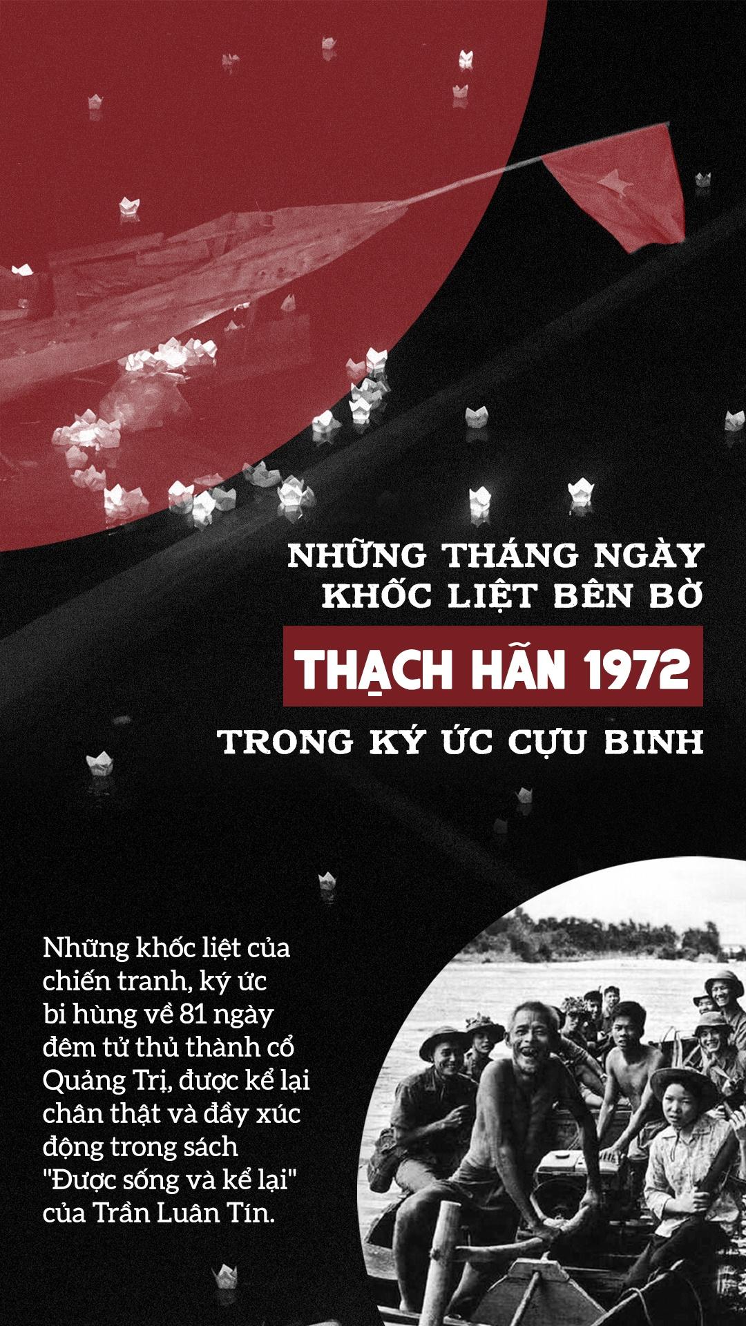 Nhung thang ngay khoc liet ben bo Thach Han 1972 trong ky uc cuu binh hinh anh 1
