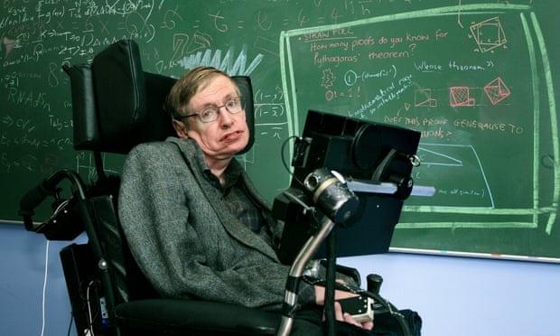 Cuon sach cuoi cua Stephen Hawking anh 3