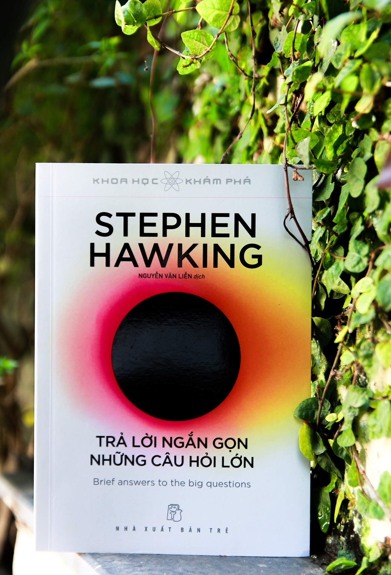 Cuon sach cuoi cua Stephen Hawking anh 2
