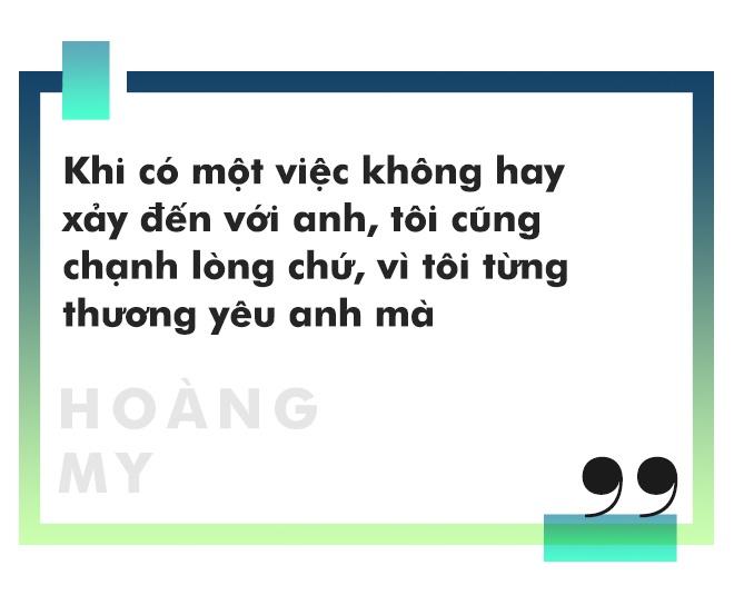 Hoang My: Con ngup lan trong showbiz thi tam hon toi chi nho hep di hinh anh 6
