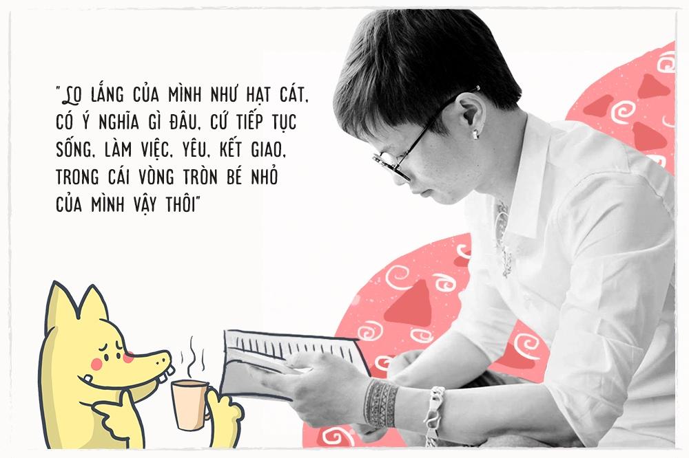 Hoa si Thang Fly: 'Nhieu nguoi noi Pikalong la an may, u thi dung ma!' hinh anh 8