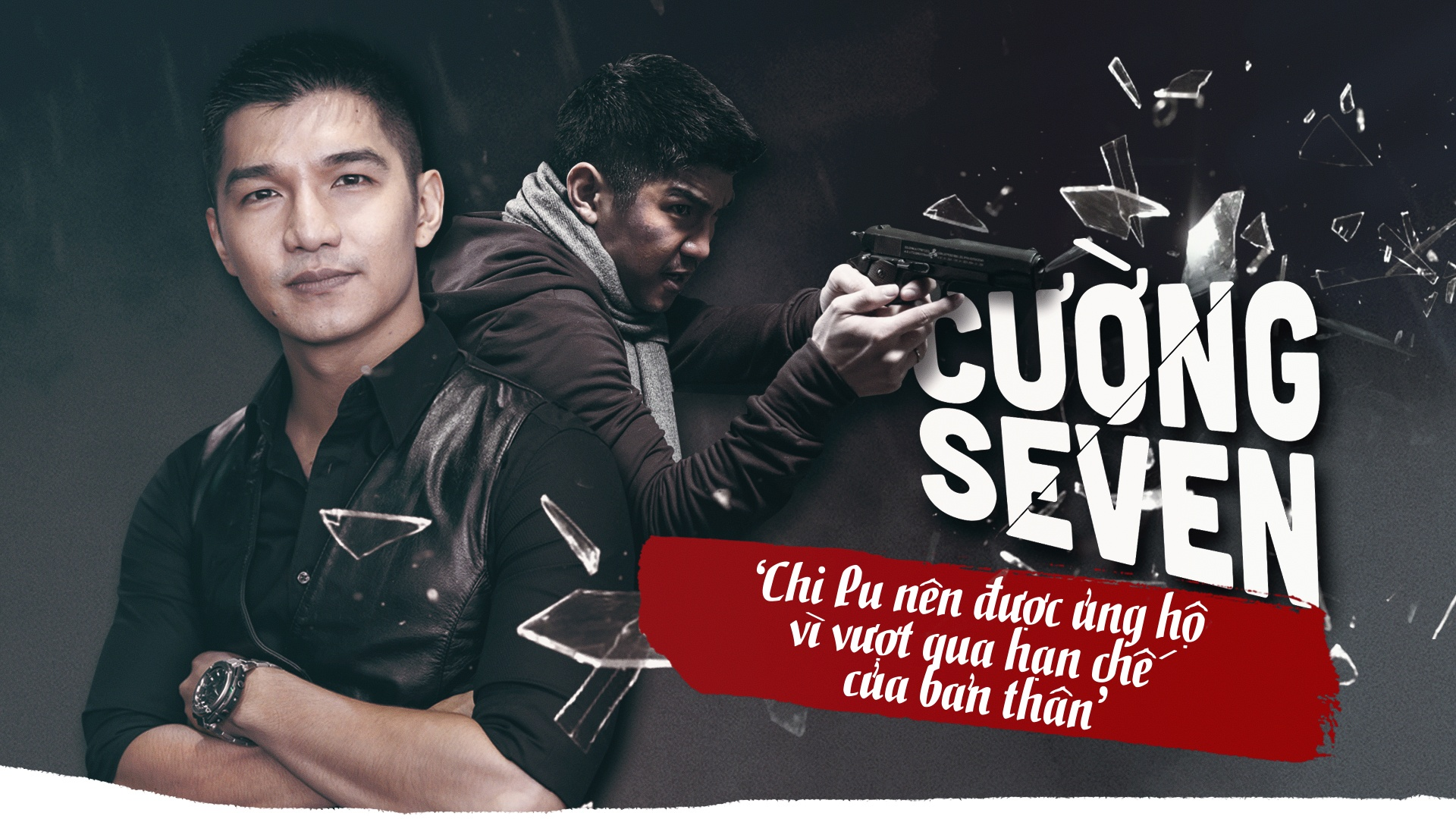 Cuong Seven: 'Khi toi va Chi Pu yeu nhau, Chi da me hat' hinh anh 2